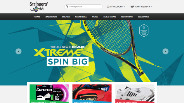 Stringers World is now live on Affiliate Future!