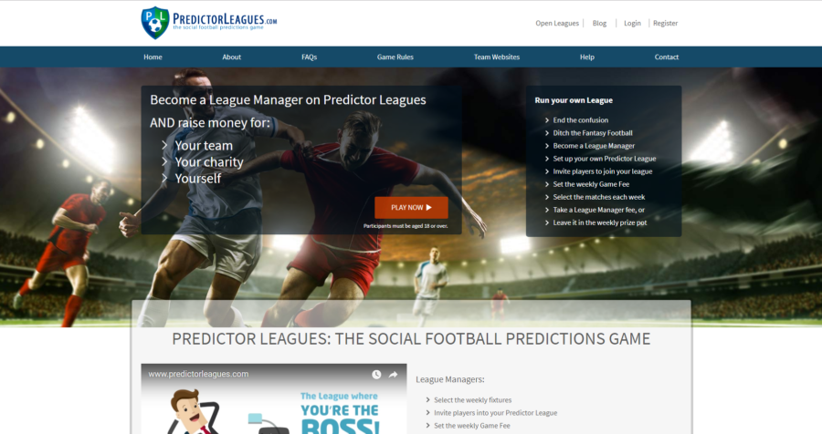 Predictor Leagues Are Now Live On Affiliate Future!