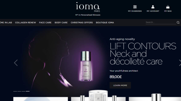 New Advertiser: Ioma Paris are now Live on Affiliate Future!