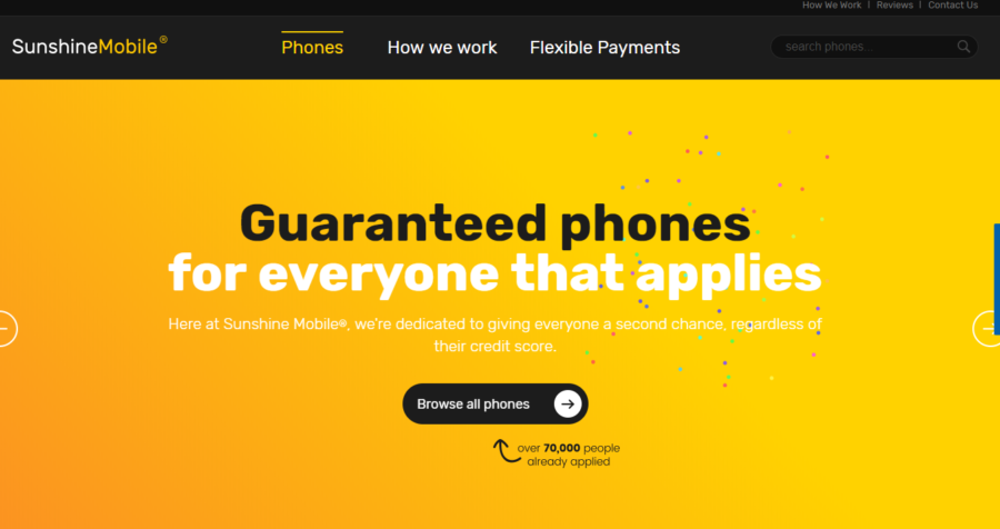 Sunshine Mobile are now Live on Affiliate Future!