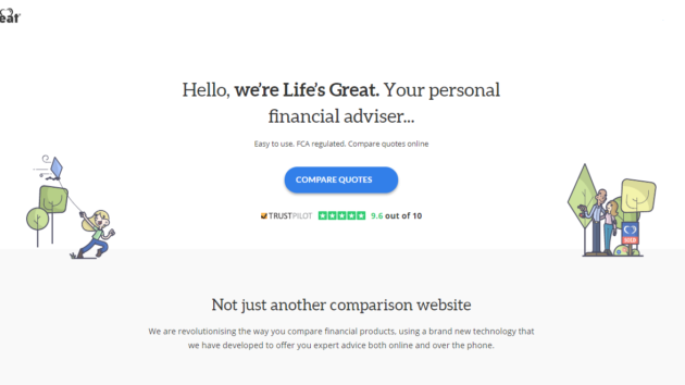 Life's Great are now Live on Affiliate Future!