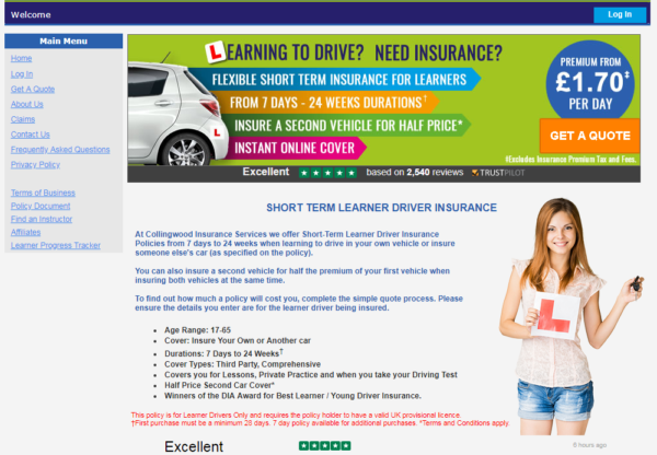 Collingwood Learner Insurance >> Insurance | AffiliateFuture blog - updates and comments from the leading UK Affiliate Network